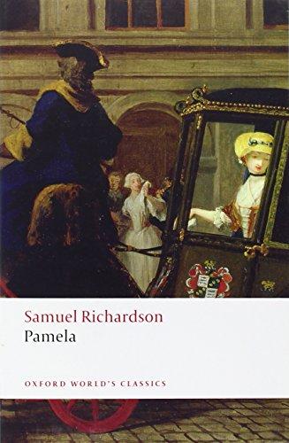 Pamela; or, Virtue Rewarded