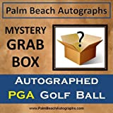 MYSTERY GRAB BOX - Autographed PGA Tour Player Golf Ball