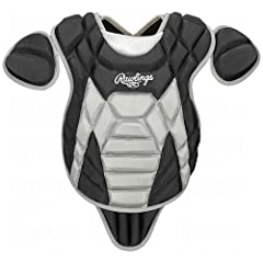 Buy Rawlings TTNCP Titan Series Youth Chest Protector (Black) by Rawlings