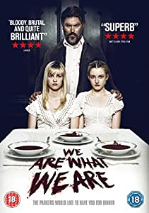 We Are What We Are [DVD]