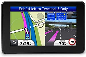 """Garmin nuvi 3540LT 5"""" Sat Nav with UK and Western Europe Maps and Free Lifetime Traffic"""