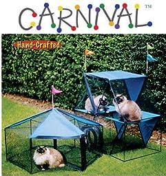 The CarnivalTM Outdoor Pet Playpen