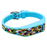 Fitbit Flex Band By French Bull - Condensed Ziggy - Fitbit Wristband - Fitbit Color Bands - Fitbit Accessory Band