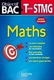 Objectif Bac - Maths Terminale STMG