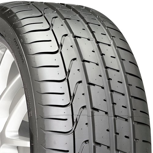 Pirelli PZero High Performance Tire - 245/40R21 