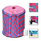 DURHERM Portable Inflatable SPA Home Steam Sauna for Detox Therapy Weight Lose Slimming Stress Relief Brand New