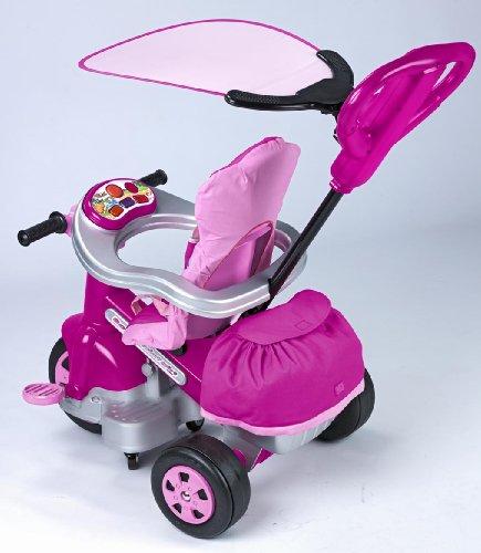 Imagen 5 de FEBER - Triciclo Baby Twist Niña (Famosa) 800007099