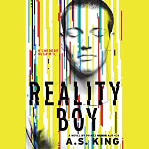 Reality Boy Audiobook