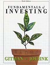 Fundamentals of Investing by Scott B. Smart