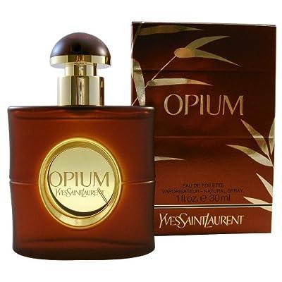 Yves Saint Laurent Opium Eau de Toilette for Women - 30 ml