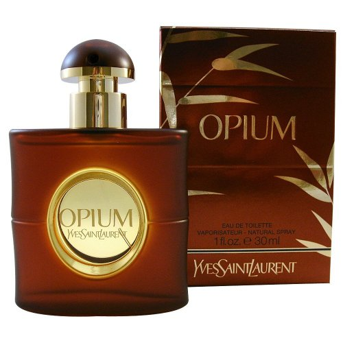 Yves Saint Laurent Opium Eau de Toilette, Donna, 30 ml