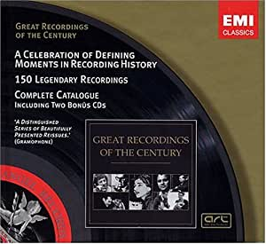 Great Recordings of the Century - Sampler