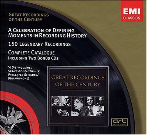 Great Recordings of the Century - Sampler by Great Recordings of the Century