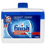 Finish Dishwasher Cleaner Twin Pack,...