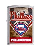 MLB Philadelphia Phillies Color Zippo Lighter