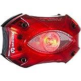 Moon Shield 60 Rear Light -Red