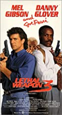 Lethal Weapon 3 [VHS] [Import]