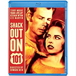 Shack Out on 101 [Blu-ray]
