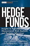 img - for Hedge Funds: Insights in Performance Measurement, Risk Analysis, and Portfolio Allocation (Wiley Finance) book / textbook / text book