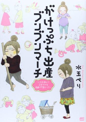 がけっぷち出産ブンブンマーチ―3歩進んで2歩下がる高齢・不育ロード (akita essay collection)