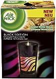Airwick Duftkerze mit Farbwechsel Black Edition Goldener Winterwald