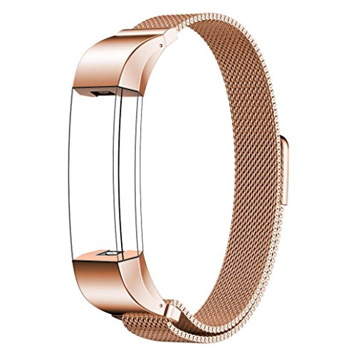Fitbit-Alta-Bands-Metal-Swees-Milanese-Loop-Stainless-Steel-Replacement-accessories-Metal-Small-Large-Bands-Band-for-Fitbit-Alta-Silver-Gold-Black-Rose-Gold