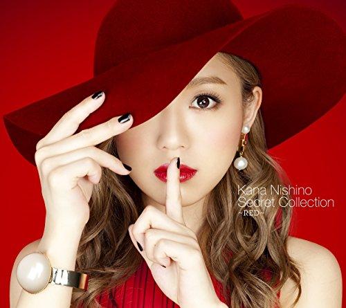 Secret Collection ~RED~(初回生産限定盤)(DVD付)