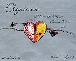 2014 Quady Winery Elysium Black Muscat Wine 375ml