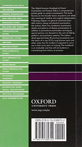 oxford guide to clinical medicine
