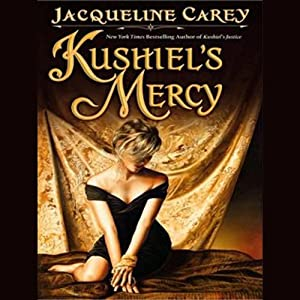 Kushiel's Mercy Audiobook