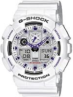 Casio G-Shock GA-100A-7AER- Orologio da uomo