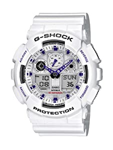 Casio Gents Watch G-Shock GA-100A-7AER
