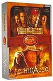 echange, troc Pirates des Caraïbes / Hidalgo, les aventuriers du désert - Bipack 2 DVD