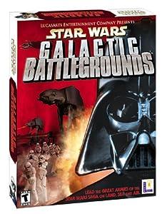 Star Wars: Galactic Battlegrounds - PC
