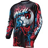 O'Neal Youth Element Limited Edition Mutant Jersey (Red/Blue, Small)