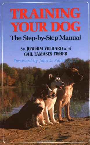 Training Your Dog The Step-by-Step Manual Howell reference books087609566X : image