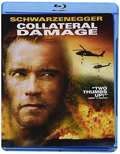 Blu-ray : Collateral Damage (Widescreen)