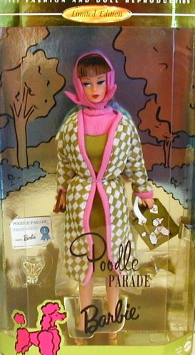 Buy Poodle Parade 1996 Barbie Doll