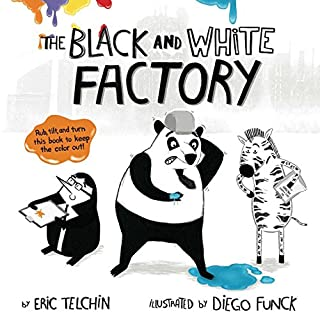 Book Cover: The Black and White Factory