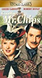 Goodbye Mr Chips [VHS]