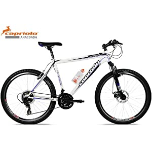 mountainbikes kinder mountainbike 26 zoll capriolo. Black Bedroom Furniture Sets. Home Design Ideas