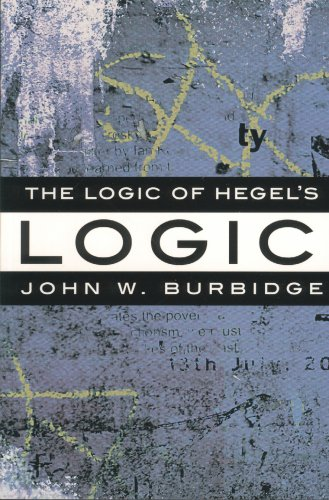 The Logic of Hegel's 'Logic': An Introduction
