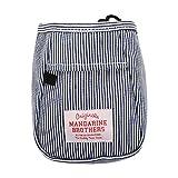 (マンダリンブラザーズ)MANDARINE BROTHERS Chalk Bag マナーポーチ ウェストポーチ お散歩用 制菌 防臭 (HICKORY)