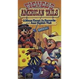 Fievel's American Tails - Mouse Known as Zorrowitz/ Aunt Sophie's Visit [VHS] ~ Phillip Glasser
