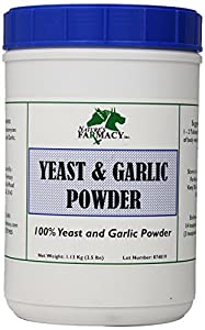 DOGZYMES Yeast and Garlic Powder Ticks and Fleas Repellent, 2.5-Pound