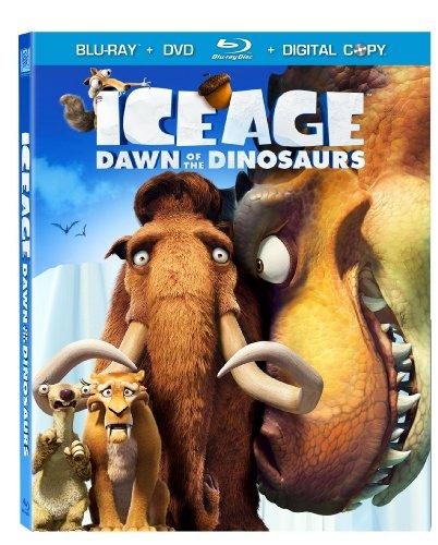 Ice Age: Dawn of the Dinosaurs (Blu-ray / DVD + Digital Copy)