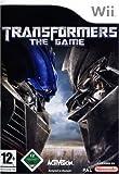 echange, troc Transformers The Game WII