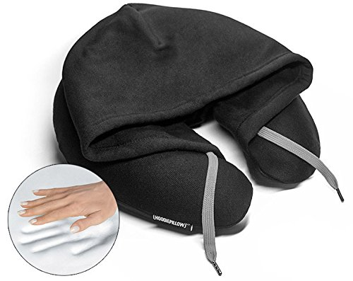 Travel pillow with hood - StoreIadore