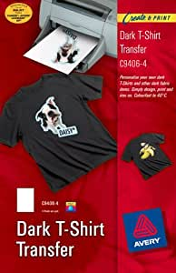 Avery T-shirt Transfer - Dark C9406-4