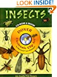 Insects CD-ROM and Book (Dover Electr...